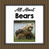 All About Brown Bears- Animal Science