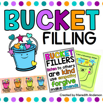 Bucket Filler Classroom Management