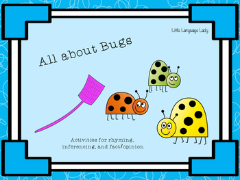 All About Bugs!