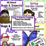 All About Bugs & Insects Complete Classroom Bundle!