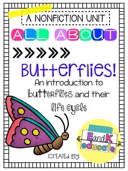 All About Butterflies and Their Life Cycle
