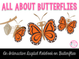 All About Butterflies- Distance Learning