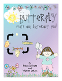 All About Butterflies! - Math and Literacy Fun