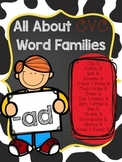 All About CVC Word Families -AD