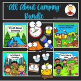 """""""All About Camping"""" Bundle - Emergent Readers and Writing Set"""