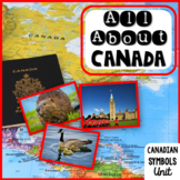 Canada {Canadian Symbols} Unit  | Distance Learning