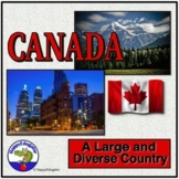 All About Canada PowerPoint