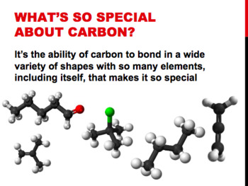 All About Carbon  |  Pear Deck Interactive Google Slides