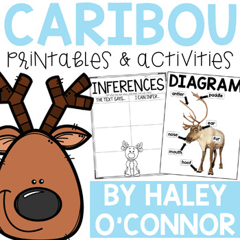 All About Caribou {Resources for Your Nonfiction Unit}