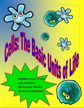 All About Cells: A Complete Unit
