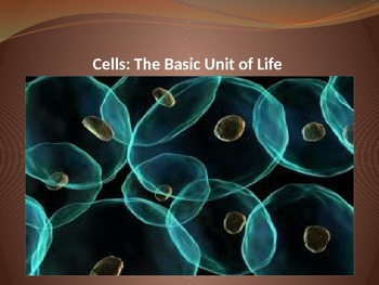 All About Cells PPT