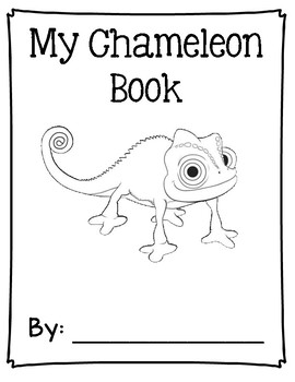 All About Chameleons - Nonfiction Research Project