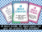 All About Chevron, Dots, & Stripes {68 Papers for Personal