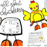 All About Chickens Informative Writing and Craft