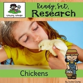 All About Chickens (Nonfiction Informational Writing Anima