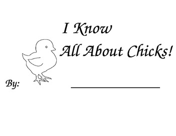 All About Chicks Student Book