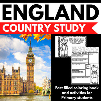 England Booklet Country Study