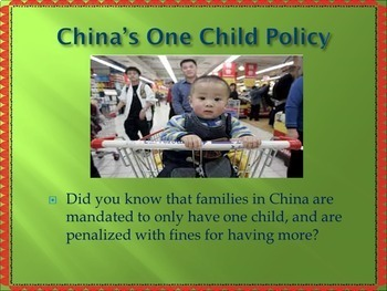 China PowerPoint with Fun Facts and Photos