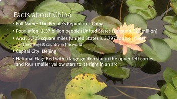 All About China - Real Pictures, History and Chinese New Year