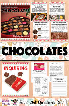 All About Chocolate Nonfiction Unit