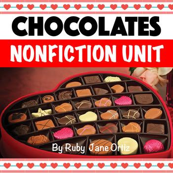 All About Chocolate Nonfiction Unit
