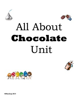 All About Chocolate Unit