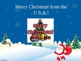 All About Christmas - ELL PowerPoint