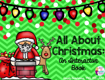 All About Christmas Eve.All About Christmas Interactive Book