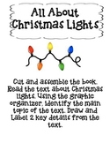 All About Christmas Lights-Main Topic and Key Details