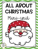 All About Christmas Mini Unit