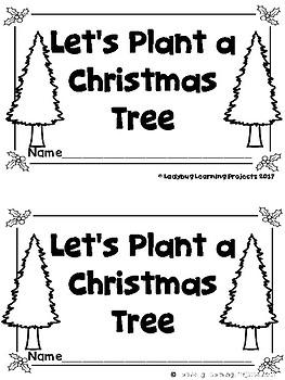 All About Christmas Trees -  Mega Bundle  {Ladybug Learning Projects}