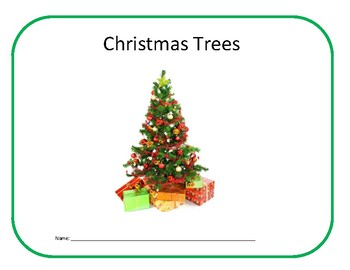 all about christmas trees social story