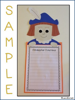 Christopher Columbus Informational Text Reader, Writing Craft and more