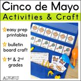 Cinco de Mayo Activities and Craft