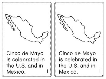 All About Cinco de Mayo (Emergent Reader Text)