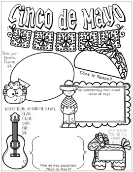 All About Cinco de Mayo Poster