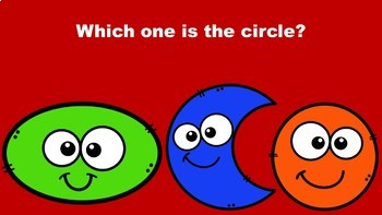 All About Circles - A PowerPoint Game