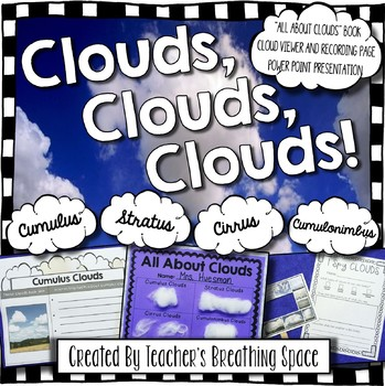 Cloud Types --- Cloud Book, Cloud Viewer, Presentation and Posters