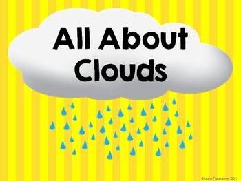 All About Clouds PowerPoint