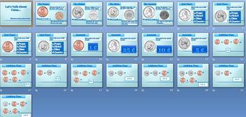 All About Coins: Money: Kindergarten/1st