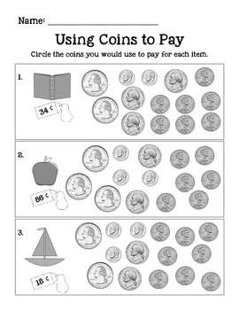 All About Coins Unit
