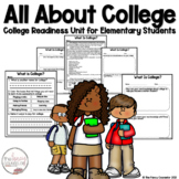 All About College and Career Readiness Unit for Elementary