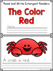All About Colors! 11 Whole Class and Independent Emergent Readers