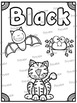 All About Colors Coloring Book