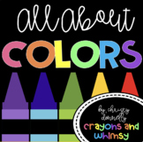 All About Colors (Colours)