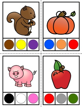 All About Colors! Fun Centers for Preschool, PreK, K & Homeschool