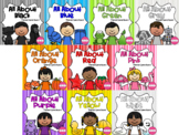 All About Colours Themed Game Boards BUNDLE