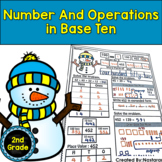 2nd Grade Math Worksheets-Number and Operations in Base Ten