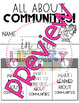 All About Communities: Interactive Flip Book and Map Desig