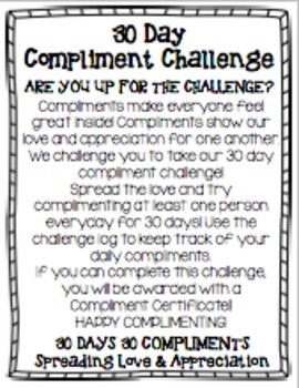 All About Compliment Unit - Social Skills - Giving and Receiving Compliments